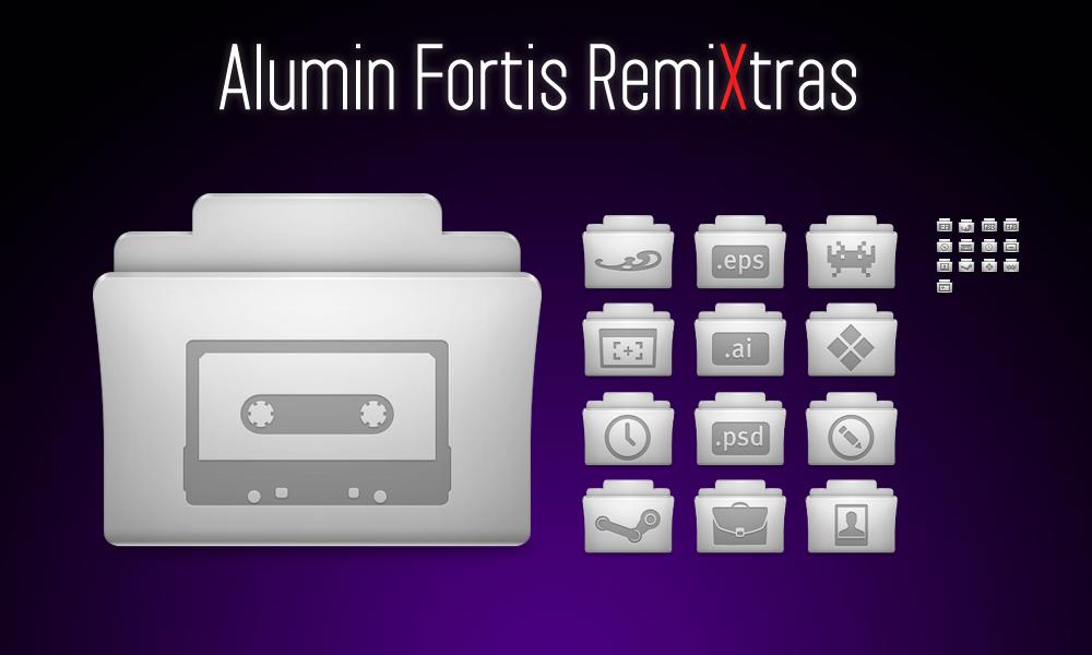 Alumin Fortis RemiXtras by kaishinchan