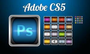 Adobe CS5 Replacement Set