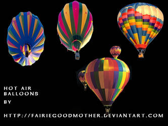 Hot Air Balloons 2 by FairieGoodMother