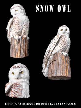 Snow Owl PSD