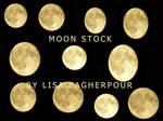 Moon Stock PSD 2