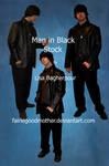Man in Black Stock Pack 5