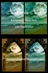 Beach  Background Stock Pack