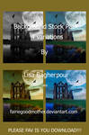 Castle Background Stock Pack 2