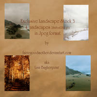 Exclusive Landscape Pack 3