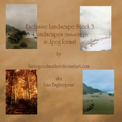 Exclusive Landscape Pack 3
