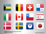 Iphone Flag Icons