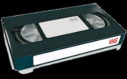 VHS Cassette by cmnixon