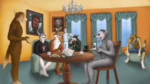 Tea Wolves