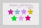 STARS PATTERN : 1