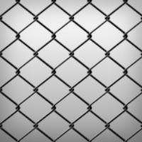 Chain Link Fence Pattern by Diasmae