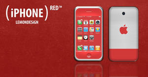 RED iPhone icon