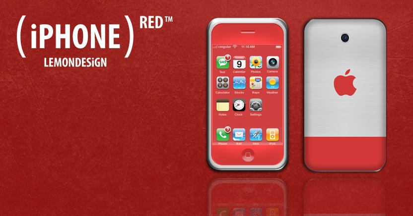 RED iPhone icon by lemondesign on DeviantArt  RED iPhone icon...