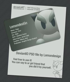 Deviant-ID PSD