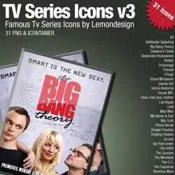 TV Series Icons v3