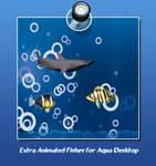 Extra Fishes For Aqua Desktop