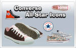 Converse All-Star Icons