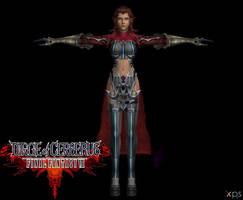 DoC FFVII - Rosso The Crimson XPS