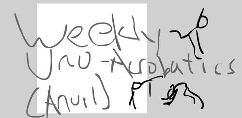 Weekly #1(Acrobatics)