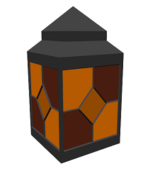Decorative Lantern by BlAcK-BlADEn