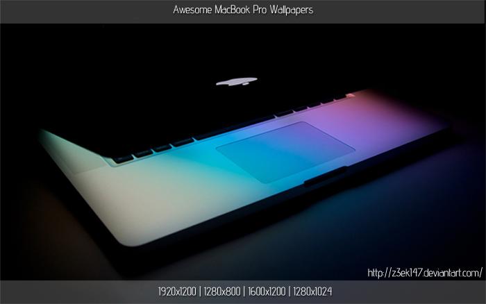 Awesome Macbook Pro Wallpapers By Z3ek147 On Deviantart