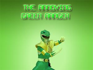 The annoying green ranger by C5000-MakesStuff