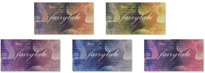 Fairytale Wallpaper Set