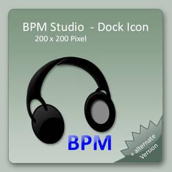 BPM Studio - Dock Icon by lexhart