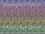 Stereogram Python Game