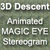 3D Descent Stereogram by 3Dimka