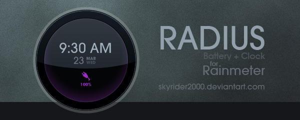 Radius by skyrider2000