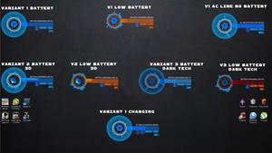 Syndicate Dart 6 (battery indicator)