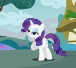 A Message from Rarity
