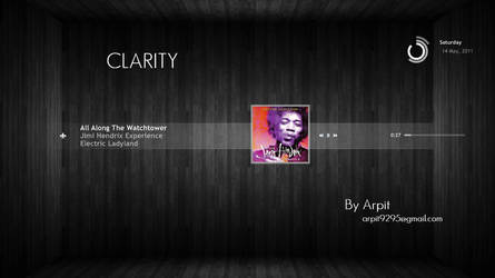 Clarity by arpitr
