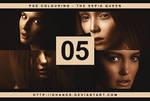 PSD #05 - The Sepia Queen