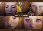 PSD #36 - Pastel Beauty