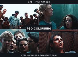 PSD #60 - The Runner