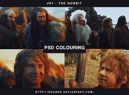 PSD #61 - The Hobbit