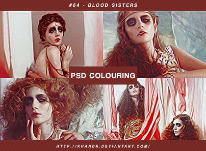 PSD #64 - Blood Sisters