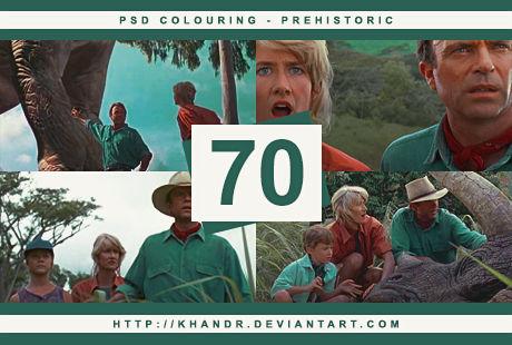 PSD #70 - Prehistoric