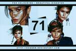 PSD #71 - Beautiful Disaster