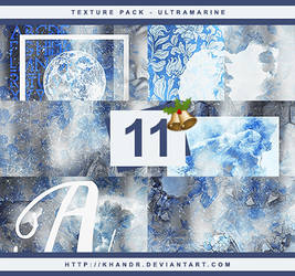 Ultramarine - Texture Pack #11 by KhanDR