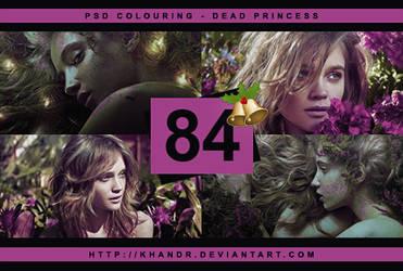 PSD #84 - Dead Princess by KhanDR