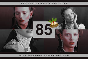 PSD #85 - Nightlocks by KhanDR