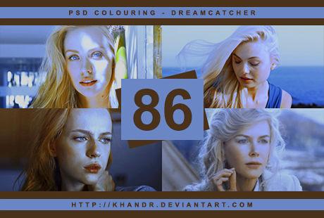 PSD #86 - Dreamcatcher