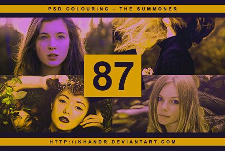 PSD #87 - The Summoner