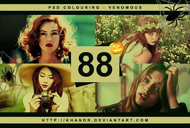 PSD #88 - Venomous