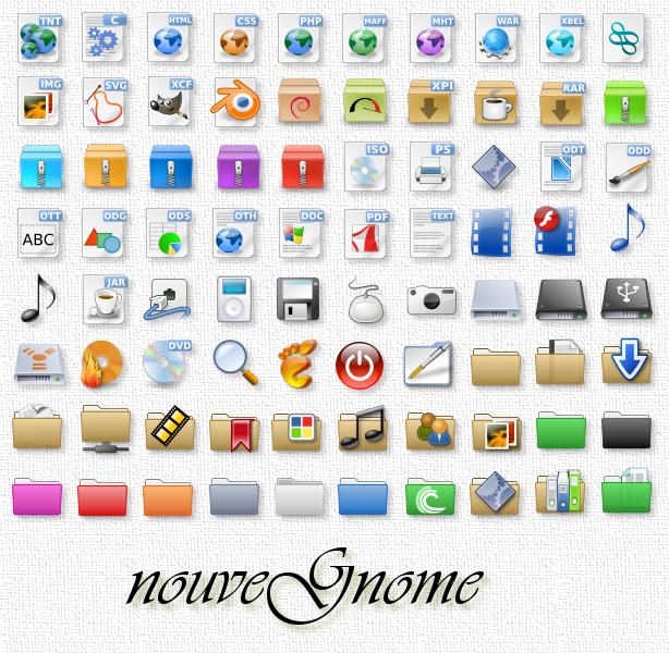 nouveGnome