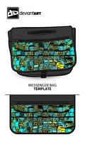 Honeycomb Cubism DA Bag Design Entry