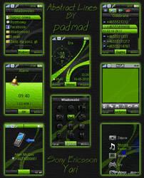 Green Lines-Yari u100 + menu